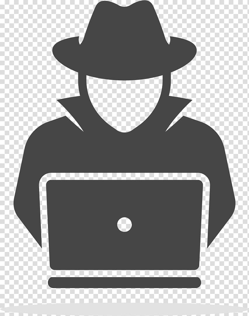 Laptop Security hacker Computer Icons Computer security.