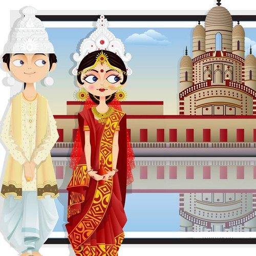 Bengali Matrimony in Hadapsar, Pune.