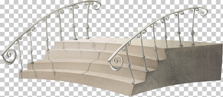 Stairs Handrail Ladder Bed frame, Handrails stairs PNG.