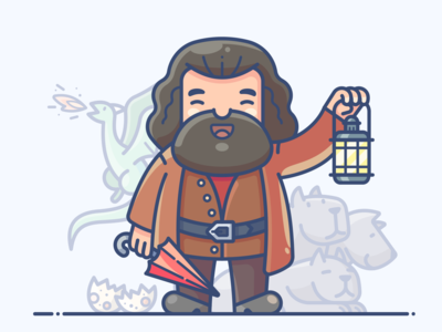 Hagrid designs, themes, templates and downloadable graphic.
