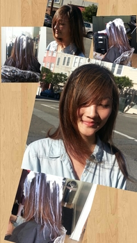Michel At Clip Art Hair Design: San Francisco, CA.