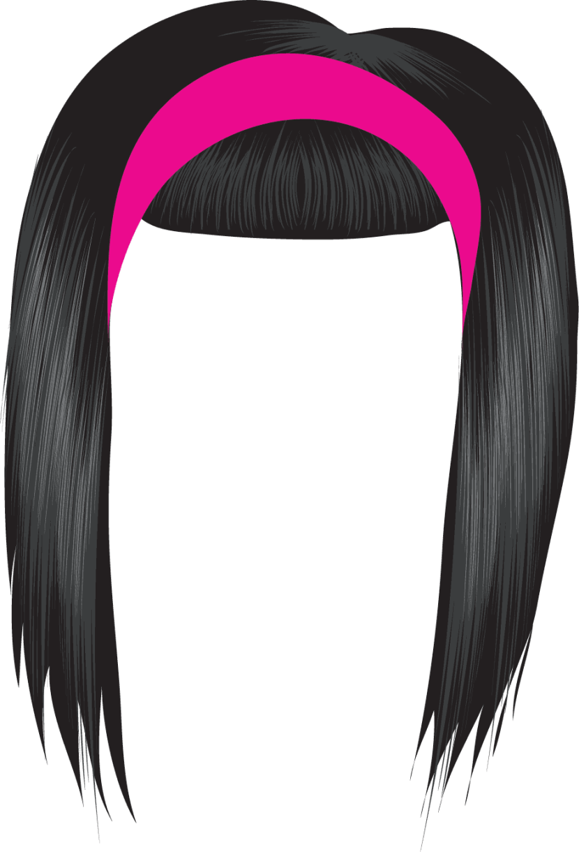 Clipart hd hair clipart images gallery for free download.