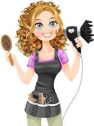 hairdresser clipart.