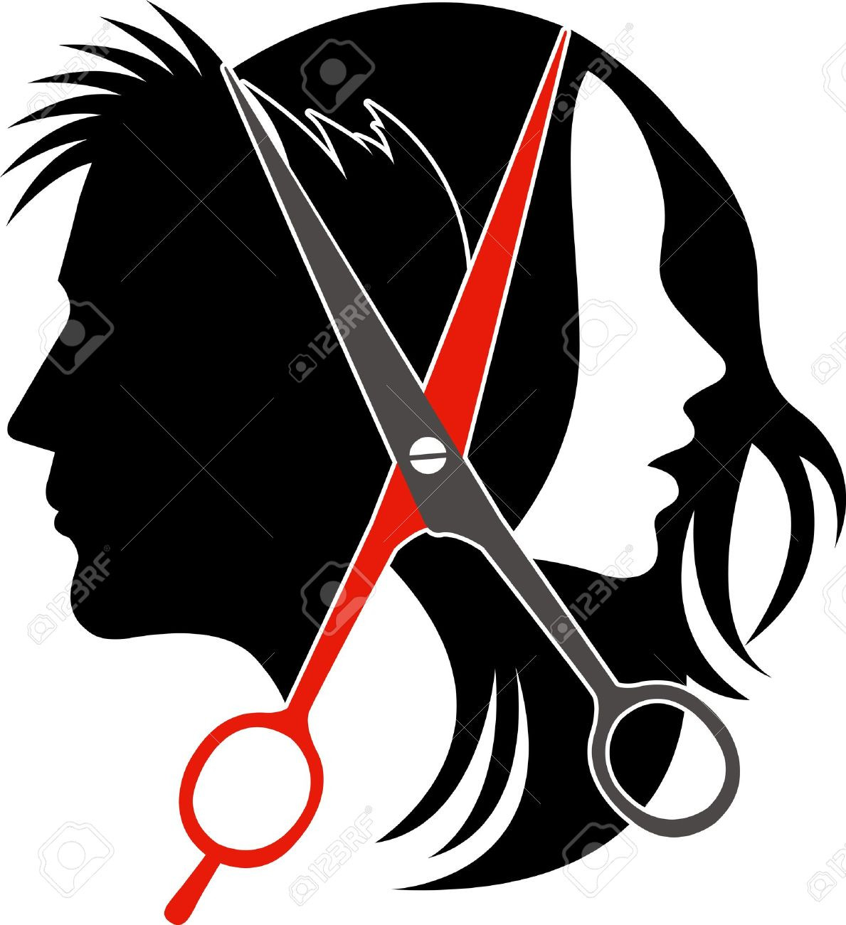 Clipart hairstylist 6 » Clipart Station.