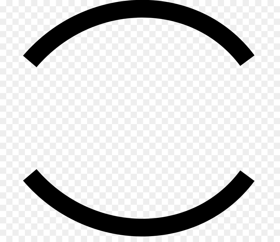 Halbkreis Circular segment.