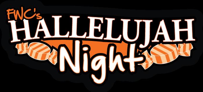 Hallelujah Night Clipart.