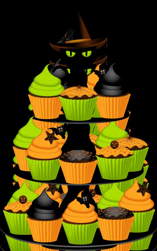 Halloween Food Clipart.