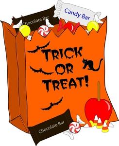 Halloween Clipart Image.