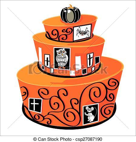 Showing post & media for Halloween dessert cartoon.