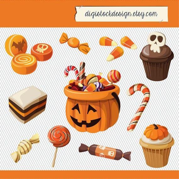 17 Best images about 2014 Halloween Pumpkin Clipart on Pinterest.