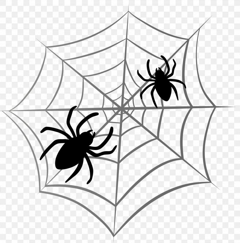 Spider Web Halloween Clip Art, PNG, 2500x2535px, Spider.
