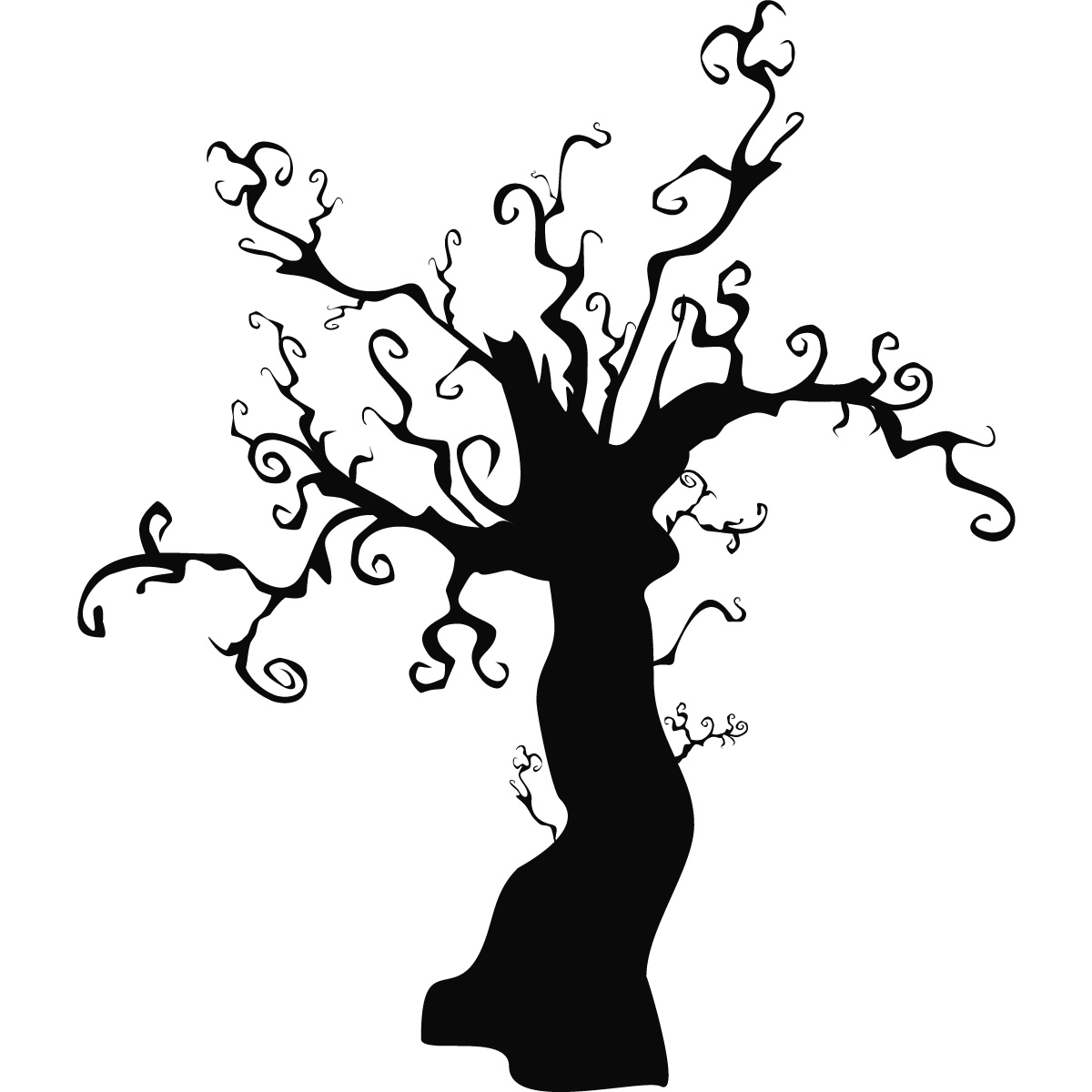 Free Halloween Trees Cliparts, Download Free Clip Art, Free.