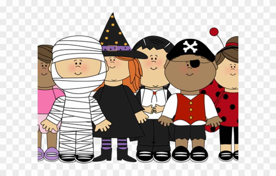 Funny Clipart Halloween.