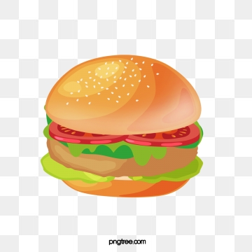 Hamburger Png, Vector, PSD, and Clipart With Transparent Background.