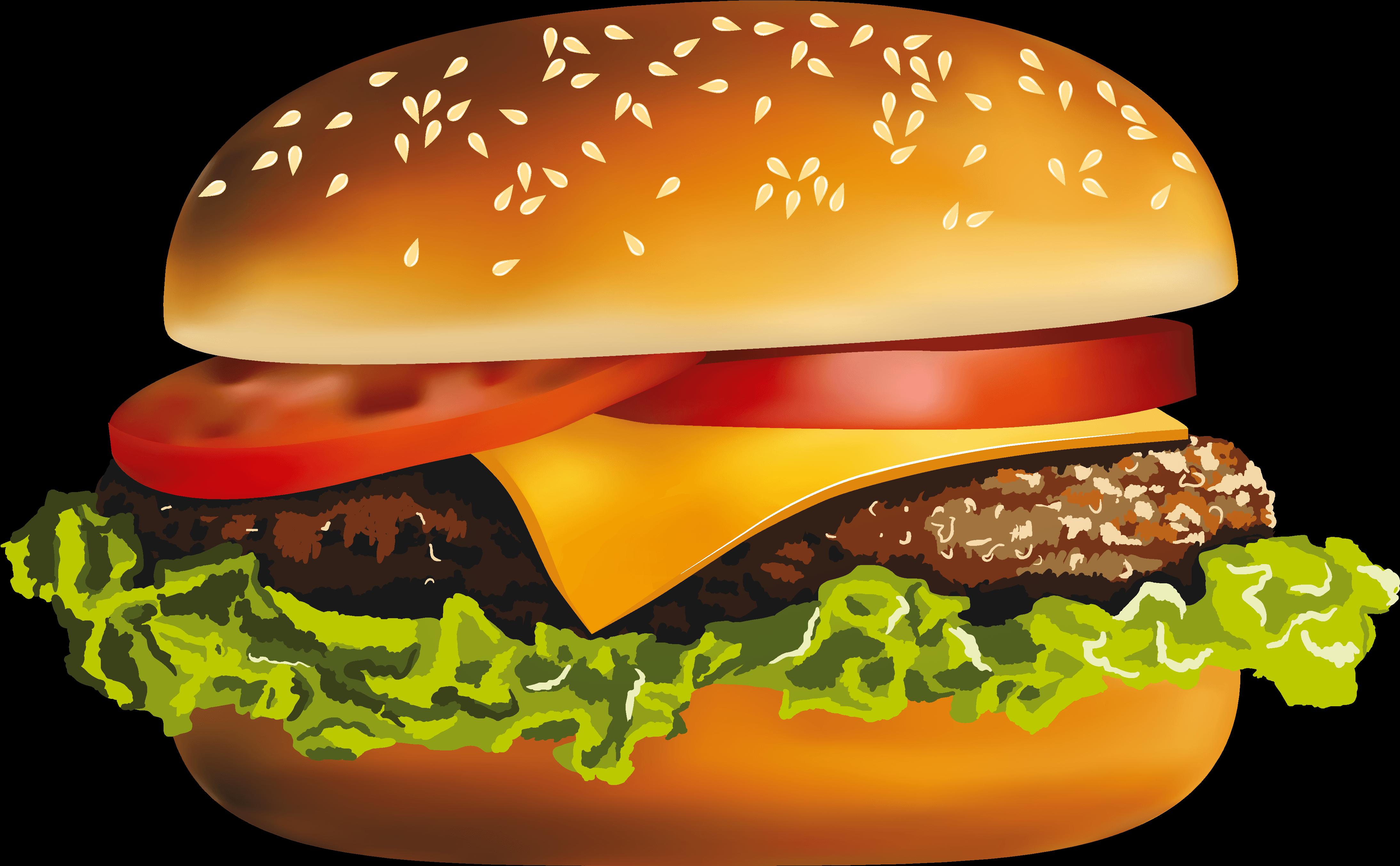Download Hamburger Clipart.