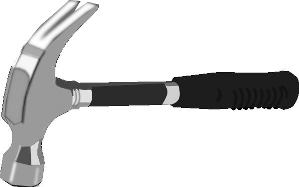 Hammer Clip Art at Clker.com.