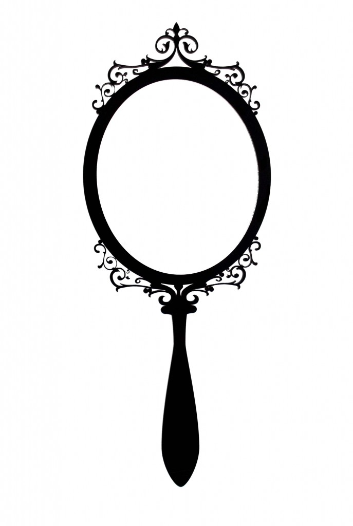 Hand Mirror Clipart Png.