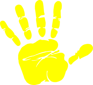 Free Single Handprint Cliparts, Download Free Clip Art, Free.