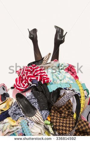 Shopaholic Stock Images, Royalty.