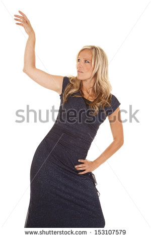Clipart Hand Reaching For Dress.