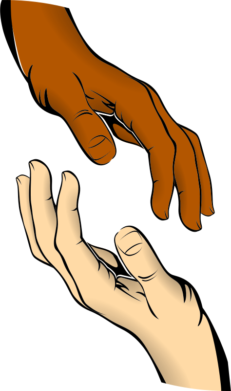 Free Clipart: Hands.