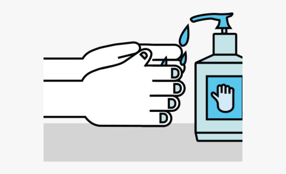 Clip Art Hand Sanitizer , Transparent Cartoon, Free Cliparts.