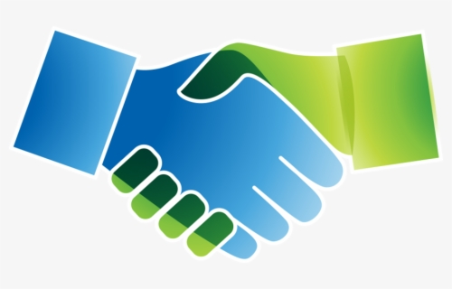 Free Shake Hands Clip Art with No Background.
