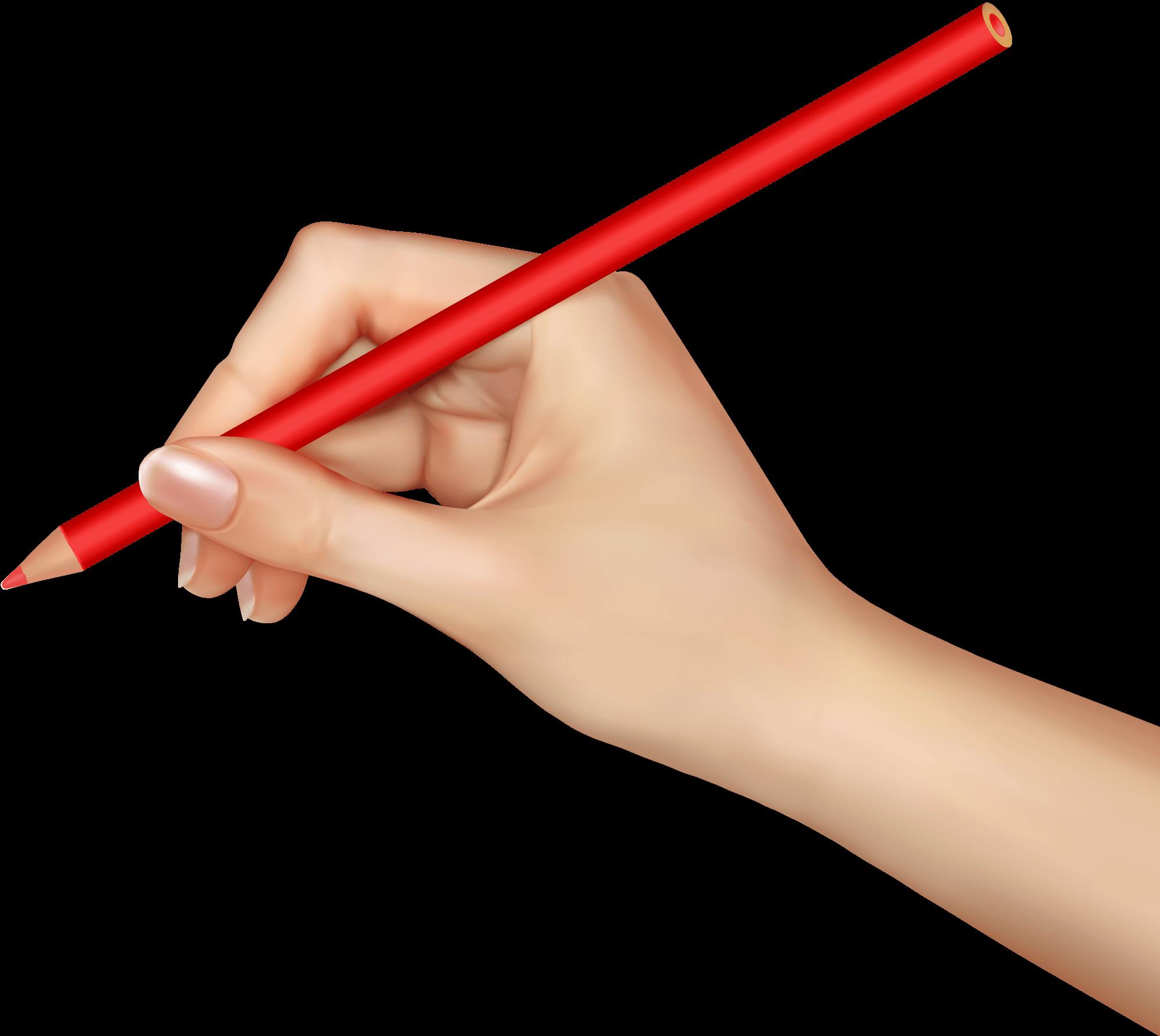Free Hand Pencil Cliparts, Download Free Clip Art, Free Clip.