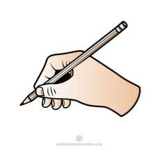 pencil illustration hand of god free vectors.