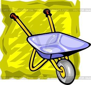 Handcart.