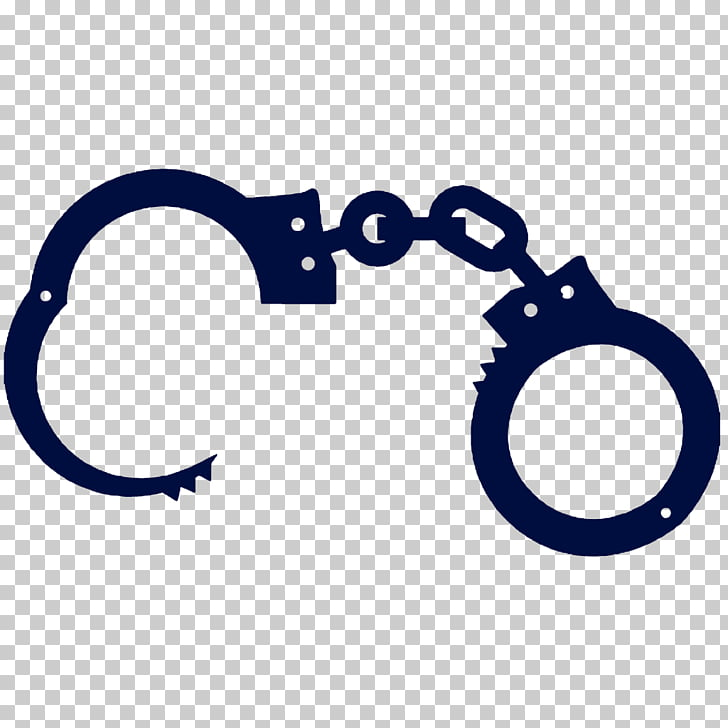 Handcuffs , crime PNG clipart.