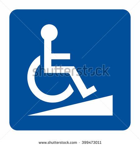 Handicap Ramp Banque d'Image Libre de Droit, Photos, Vecteurs et.