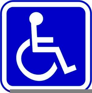 Free Handicap Clipart.