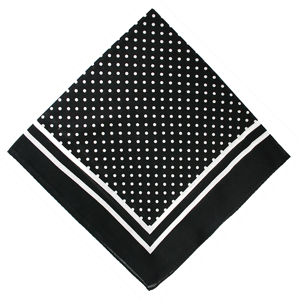 Handkerchief clipart black and white 6 » Clipart Station.