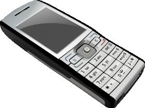 Handphone Clip Art Download.