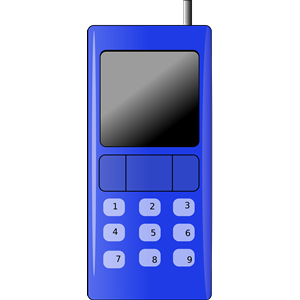 handphone clipart, cliparts of handphone free download (wmf, eps.