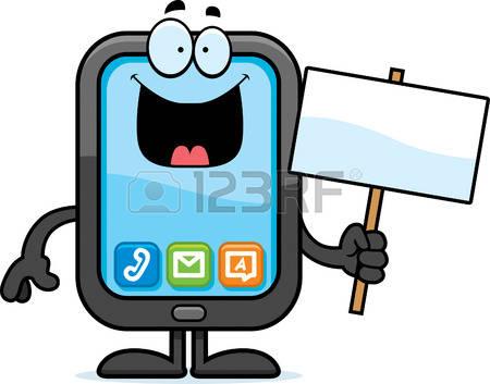 1,899 Clip Art Handphone Stock Vector Illustration And Royalty.