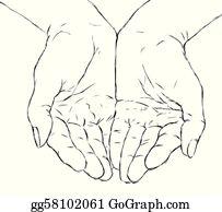 Hands Clip Art.