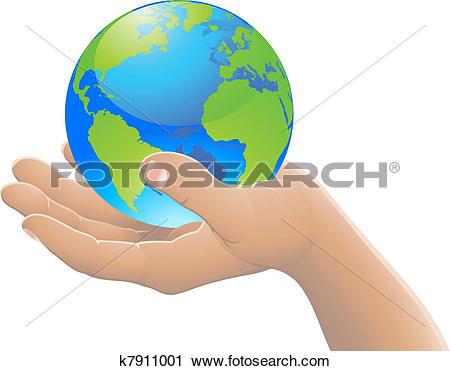Hand holding globe Clip Art EPS Images. 1,957 hand holding globe.