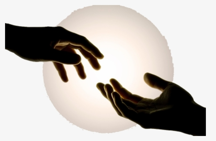 Transparent Clipart Of Hands Reaching Out.