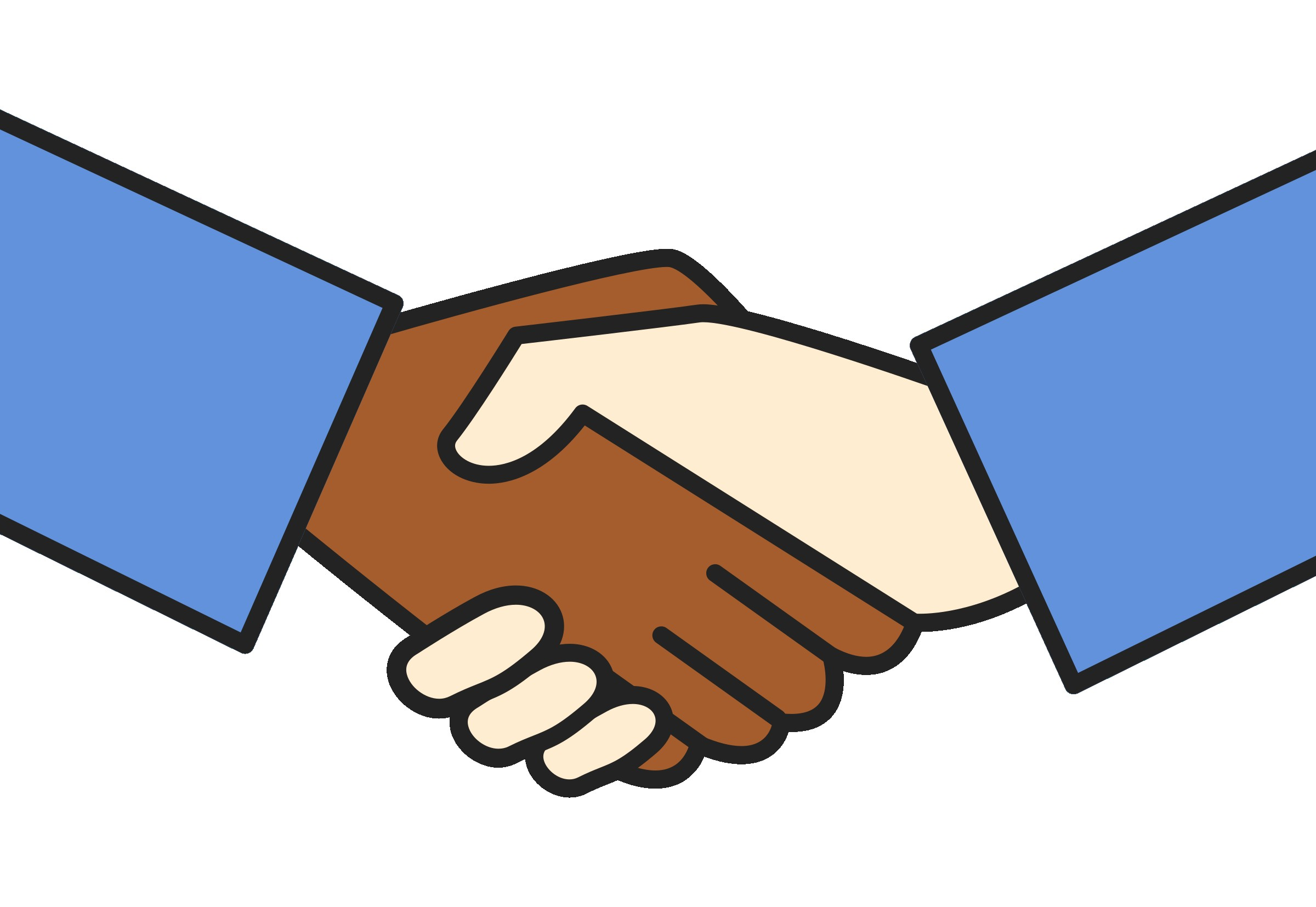 Handshake Clipart Group (+), HD Clipart.