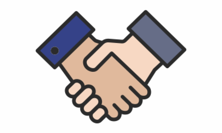 Handshake Clipart images collection for free download.