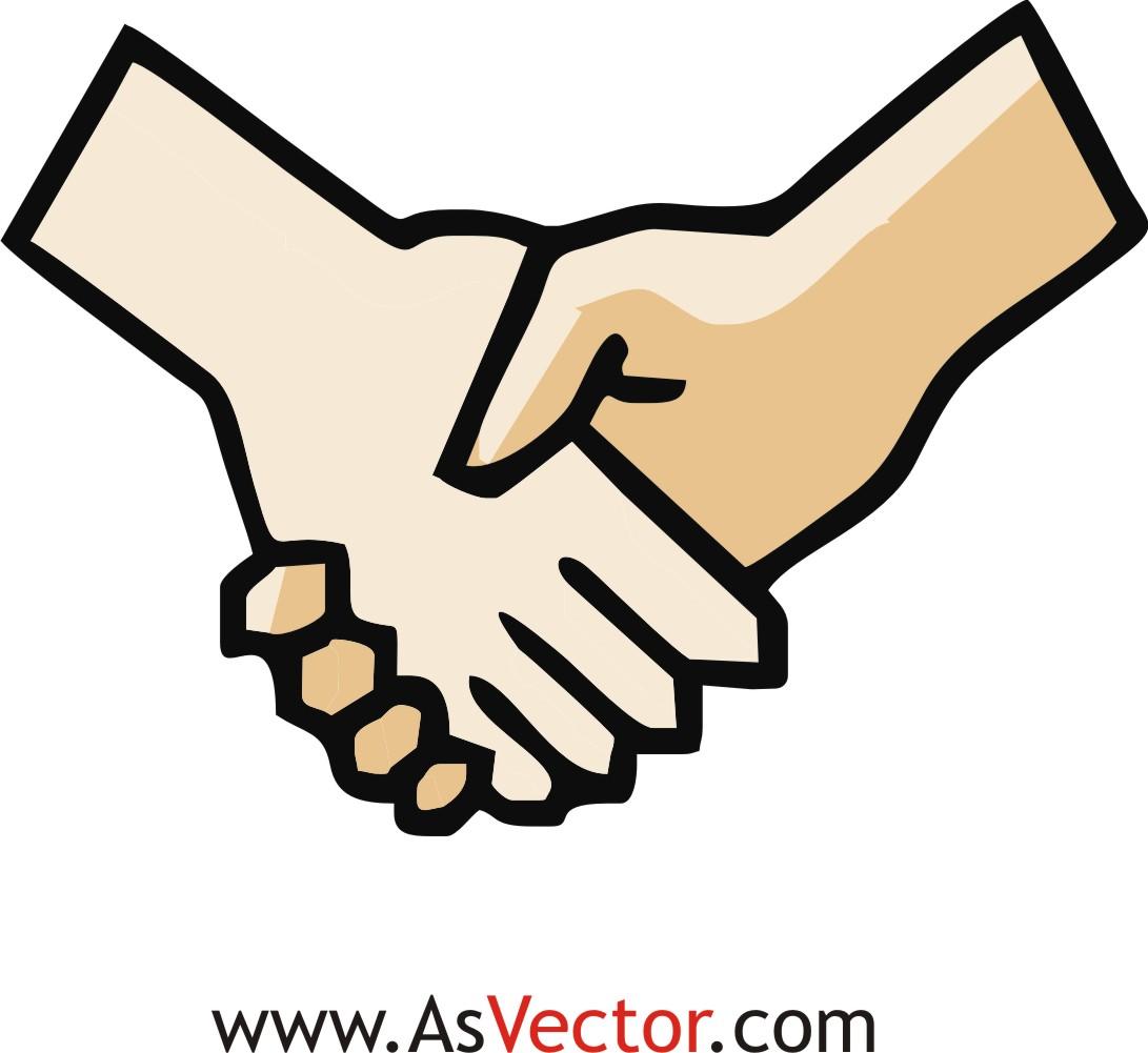 Handshake Free Clipart.