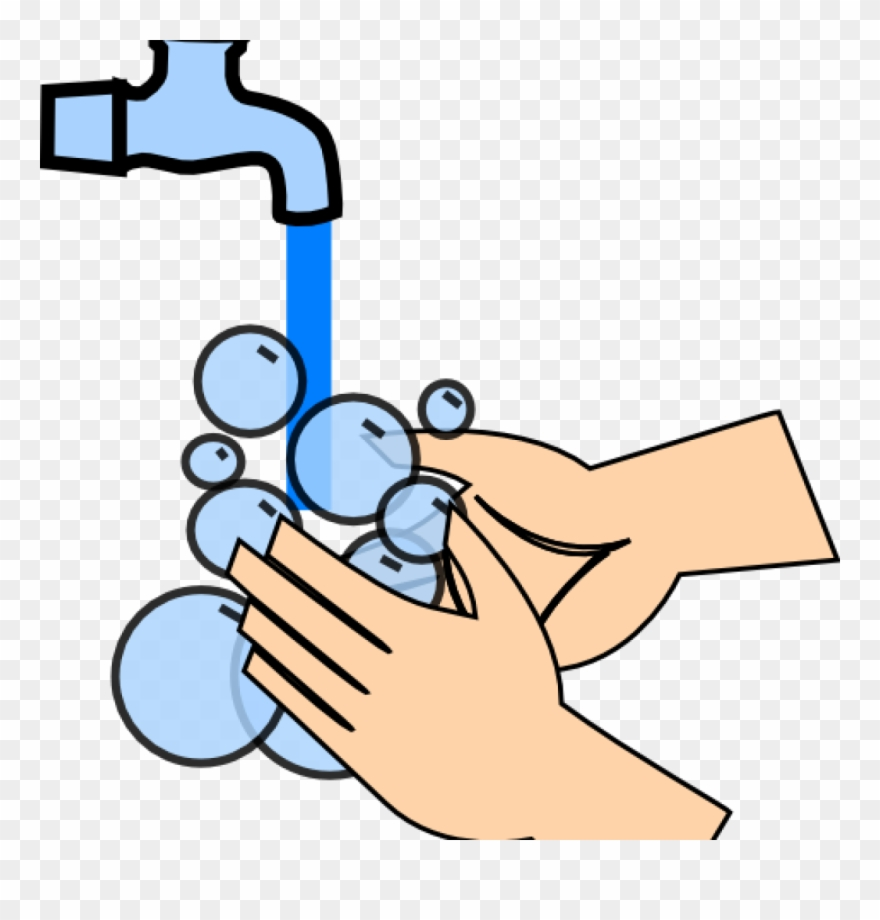 Hand Wash Clip Art Hand Washing Clip Art At Clker Vector.