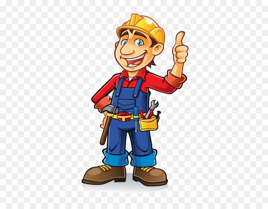 Arbeiter, Handwerker clipart.