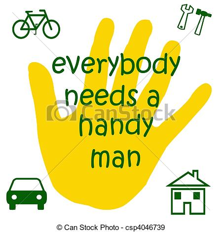 Handyman Stock Illustrations. 7,349 Handyman clip art images and.
