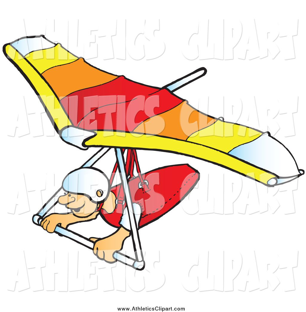 Hang Glider Clip Art Learn Hang Gliding in NZ.