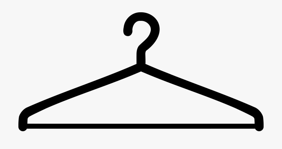 Coat Hanger Clipart , Transparent Cartoon, Free Cliparts.