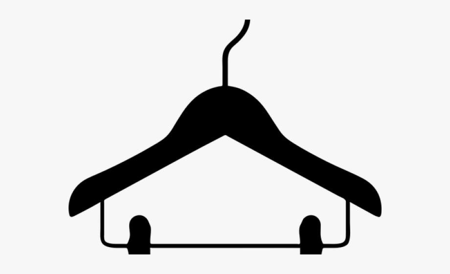 Dress Clipart Hanger.
