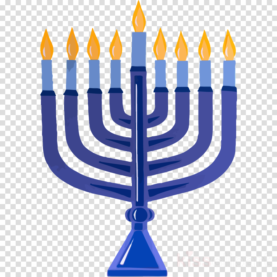 Hanukkah Menorah Happy Hanukkah Clipart.